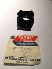 YAMAHA YG1 YGS1 YL1 YG5S MJ2 MG1T 1963 1964 1965 1966 Side Cover Knob N.O.S