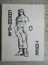 Chronicle - Comic Fanzine Issue #3, 1972 Issue