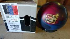 NEW 15# Storm Phaze Zero RARE OVERSEAS Bowling Ball P054