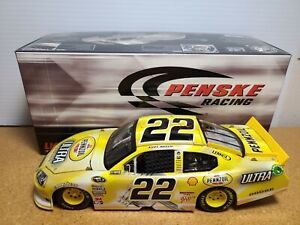 2011 Kurt Busch #22 Pennzoil Ultra Flashcoat Color Dodge 1:24 NASCAR Action MIB