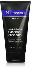 Neutrogena Men Shaving Cream 5.1 Fl Oz