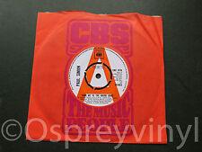 "Paul Simon Take me to the Mardi Gras Mint 1973 UK 7"" Demo"