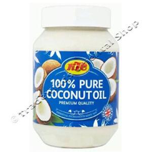 2 X KTC 100% PURE COCONUT OIL - EDIBLE, COOKING HAIR & SKIN MOISTURISER