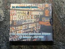 ADA Sampler fall '96 (sealed cd) Sebadoh-HNIA-Jon.Richman-Man Astroman-Zippers~M