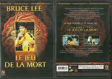 DVD - LE JEU DE LA MORT avec BRUCE LEE / COMME NEUF