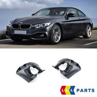 NEW GENUINE BMW 4 SERIES F32 F33 F36 FRONT FOG LAMP SUPPORT BRACKETS PAIR SET