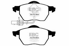 DP1483 EBC Ultimax Front Brake Pads fit AUDI SEAT SKODA VW