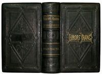 1883 OCCULT MYTH MAGIC RELIGION PAGAN GODS DEVIL WORSHIP DEATH EVIL SACRIFICE