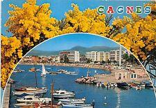 B50217 Cros de Cagnes boats bateaux    france