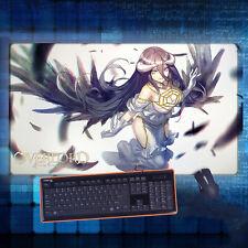 Overlord Juego fresco Albedo Anime Mouse Mat tamaño Gaming Mouse Pad Regalo #sd 44