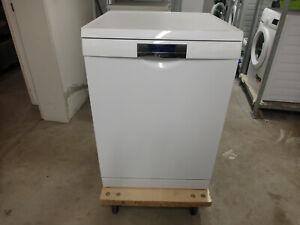 Bosch Geschirrspüler Weiss Standgerät Unterbaufähig Serie 6 | Spülmaschine