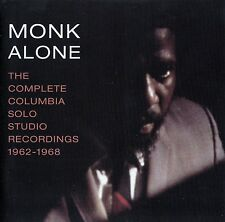MONK : MONK ALONE - COMPLETE COLUMBIA SOLO STUDIO RECORDINGS 1962-68 / 2 CD-SET