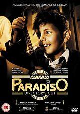 Cinema Paradiso Dvd Philippe Noiret Enzo Cannavale Original Uk Rel New Sealed R2