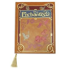 More details for disney store enchanted a4 storybook replica journal foil detail brand new