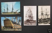 1st  DAY COVER POSTCARDS SIGNED C.WHITTINGTON/ 2 POSTCARDS (1947)- HMS Victory
