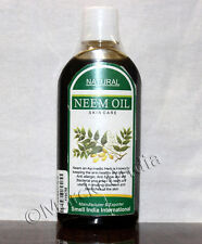 Natural Neem Oil For Skin and body Care 100 ml