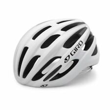 Caschetti da ciclismo bianchi in policarbonato, per donna