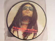 LENNY KRAVITZ Love In Your Heart? Ex+ '93 UK Pic Disc 7""