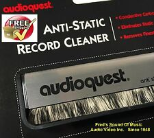 Factory Fresh Audioquest Record Cleaner LP Vinyl Cleaning Brush Anti Static Best