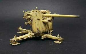 FORCES OF VALOR 1/32 FLAK 88 36 W FIGURES WWII GERMAN FV-807008B ANTI TANK GUN