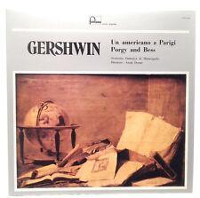 LP GERSHWIN Un americano a Parigi Porgy and Bess - Fontana 6547 046