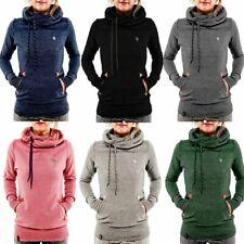 Women Casual Hoodies Sweatshirt Ladies Hooded Long Sleeve Tops Jumper Pullover