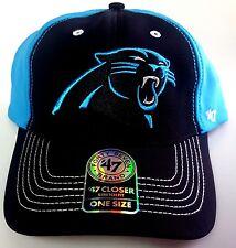 NEW ! NFL Carolina Panthers Carson 47 Closer Flex Fit  Cap