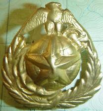 Brass Badge - Saigon - Marine Volunteer Force - VNMC - RVN - Vietnam War - 3194