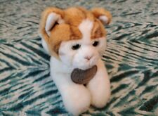 "Russ Yomiko Classics British Short Hair Cat Kitty 9"" Stuffed Animal Plush A-03"