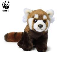 WWF Plüschtier Roter Panda (23cm) lebensecht Kuscheltier Stofftier red