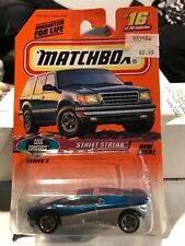 Matchbox Street Streak #16 of 75 from 1998