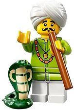 LEGO minifigure serie 13 - INCANTATORE DI SERPENTI -  71008