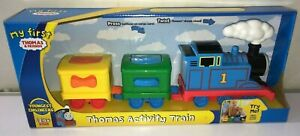 Fisher-Price My First Thomas & Friends- Thomas Activity Train Toddler 12M + NEW