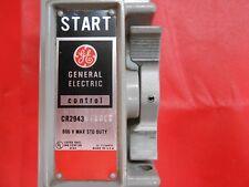 GE  CR2943NJ201B NEMA 4 PUSH BUTTON STATION, START - NEW/OUT OF BOX
