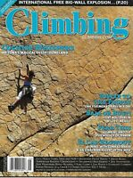 Climbing Magazine Cochise Whisperers Hunt Boulders in Wildest Mexico Psychology