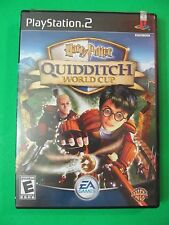 PS2 PlayStation 2 Harry Potter Quiddidch World Cup