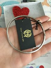House of Harlow bracelet Silver Bangle 100% Authentic Good Gift NEW$75