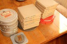 Sehr große Sammlung16mm Lehrfilme aus den 50ern bis 70ern Technische Berufschule