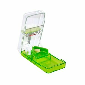 Ezy Dose Pill Cutter and Splitter with Safe Shield   Cuts Pills, Vitamins, Ta...