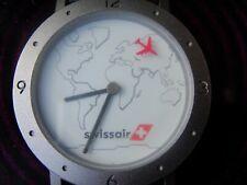 Swissair Aeroplane mystery dial Watch - beautiful unworn buy now, free uk post