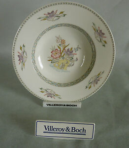 V&B Villeroy & Boch  Heinrich CHIA CHING  1x tiefer Teller  Suppenteller d=24 cm