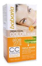 Babaria Gesichts-Tagespflege-Produkte für alle Hauttypen