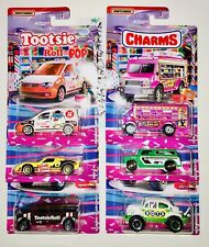 2020 MATCHBOX CANDY SERIES SWEET RIDES SET OF 6 CARS  FREE SHIPPING!