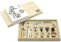 """Real miniature carpentry tools kit, Mame-do-raku """"Fuigo-No-Uta"""" Mamedoraku"""