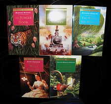 ** 5 Puffin Classics, Paperback collection. Collectible.