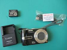 Panasonic Lumix DMC-TZ3, 7.2 Megapixel, 10x Optical/4x Digital Zoom, Digital Cam