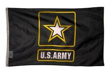 United States Army Flag US Star USA Banner Military Pennant 3x5 Premium Grommets