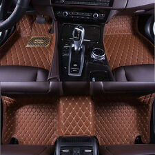 Yes Car Interior Floor Mats Four Color Skidproof Fits Audi Q7 4 passengers Y2R3