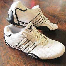 Adidas Originals Adi Racer Plus Team Goodyear Anti-Slip Shoes Sz 6 Leather