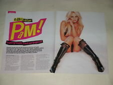 Pamela Anderson clippings Sweden Swedish Des Barres McCartney Appleton Groupies